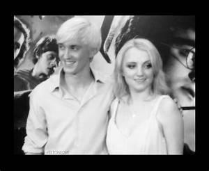 Tom Felton & Evanna Lynch images Tom & Evanna wallpaper ...