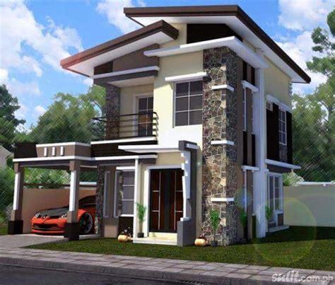 model rumah  tingkat desain rumah minimalis
