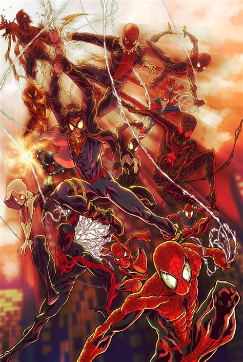 Celebrate Secret Wars With Marvel Fan Art  Comics And
