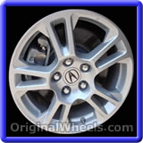 oem 2010 acura tl rims used factory wheels from