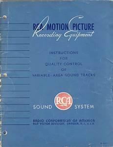 Rca Sound Manual