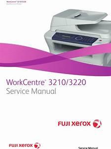 Xerox Workcentre 3220 Service Manual