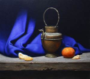 Academy of Realist Art Blog: Still Life Painting
