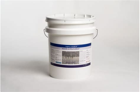 Products :: Nohr Polyurea Coatings :: Nohr S Polyurea Coating®