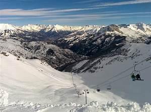 Depuis Nice Skier La Foux D39Allos