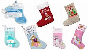 17, Best, Baby, U2019s, First, Christmas, Stockings, 2019