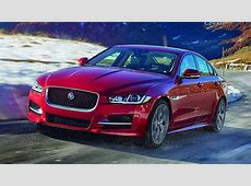 Jaguar XE allwheel drive review baby Jag driven in the