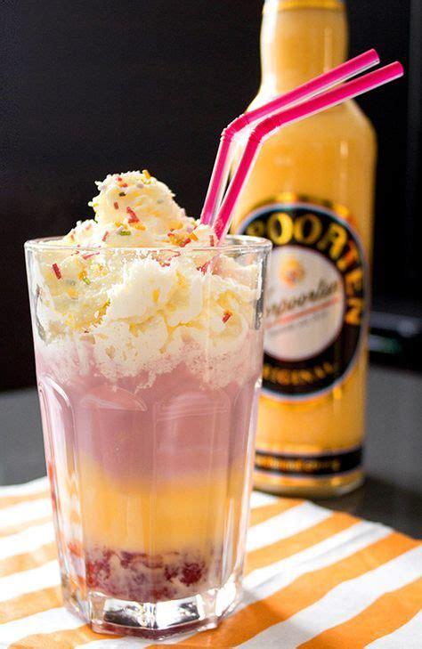 cocktail yellow red sweety mit verpoorten original