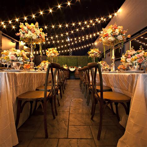 stuart event rentals for bay area rentals weddings