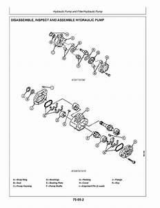 John Deere Tm1470 Technical Manual
