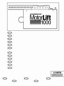 Chamberlain Motorlift 1000 : handleiding chamberlain motorlift 1000 pagina 1 van 112 dansk deutsch english espan l ~ Orissabook.com Haus und Dekorationen