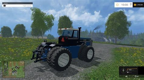 Ford Versatile 846 Tractor V1 Fs15 Mod Download