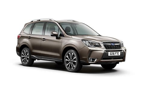 forester subaru 2016 subaru refreshes the 2016 forester