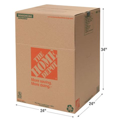 in swag l home depot the home depot 24 in l x 24 in w x 34 in d wardrobe box