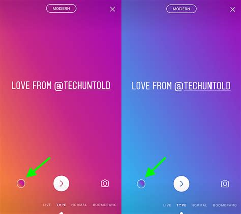 post text  stories  instagram techuntold