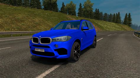 Mod Car Bmw Minecraft 1 5 2 by Bmw X5m 2016 V1 Car Mod Truck Simulator 2 Mods