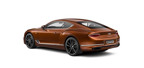 bentley continental gt  edition launched