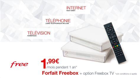 free vient de lancer une vente priv 233 e pour la freebox