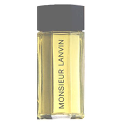 parfumessence monsieur lanvin 1964