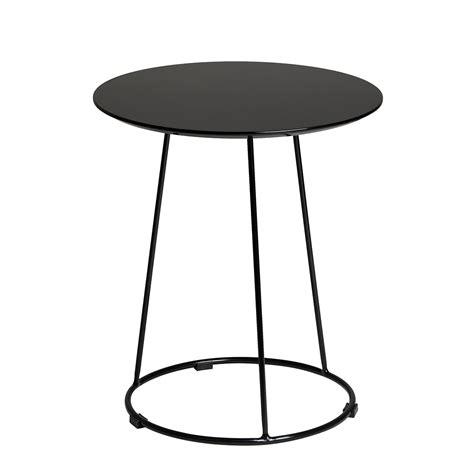beistelltisch hochglanz schwarz couchtisch rund schwarz hochglanz 216 80cm beistelltisch wohnzimmer tisch neu ebay