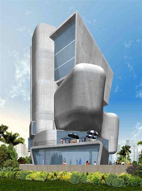 Mumbai artists get a new concrete base   Architecture
