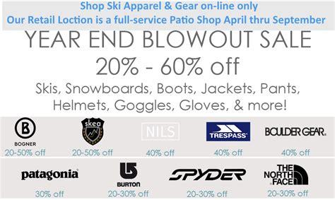best ski snowboard apparel gear selection in