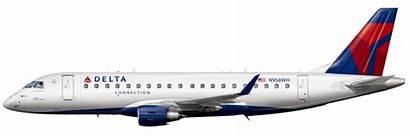 175 Embraer Erj Delta Aircraft Seat Seats