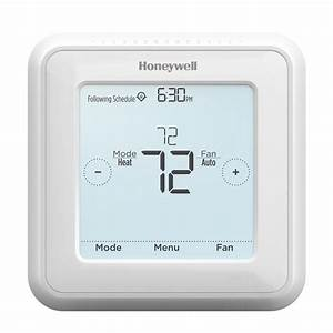 Honeywell 7 Day Programmable T5 Touch Screen Thermostat