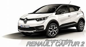 Renault Captur Phase 2 : captur le suv star de renault changera en 2019 ~ Gottalentnigeria.com Avis de Voitures