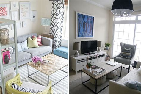 Small Living Room Arrangement Philippines by 5 Ideas To From 5 Compact Living Rooms