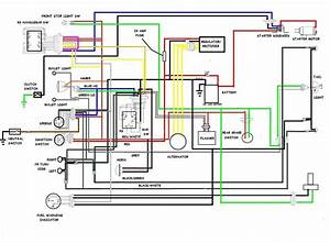 Royal Enfield Classic 500 Wiring Diagram Block And