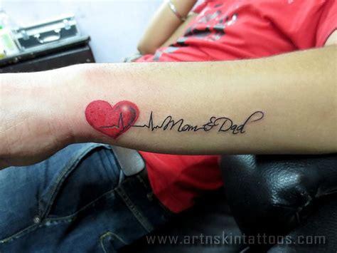 ideas  mom dad tattoos  pinterest