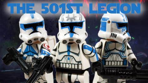 custom lego star wars  clone wars st legion kix