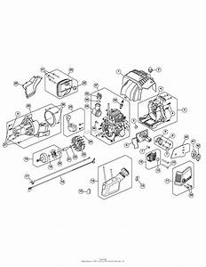 Mtd 41bdz46c799  316 731971  Parts Diagram For Engine Assembly