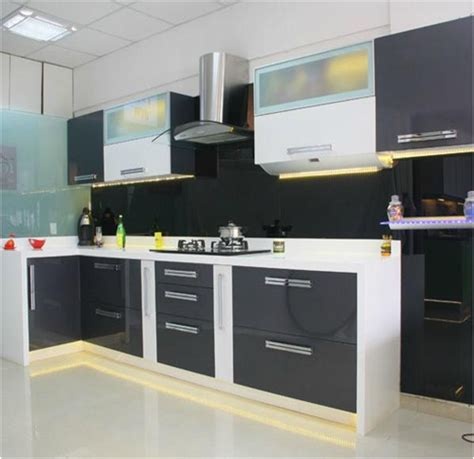 Kitchen Furniture India by Indian Kitchen With Modern Look Jarul Enterprises