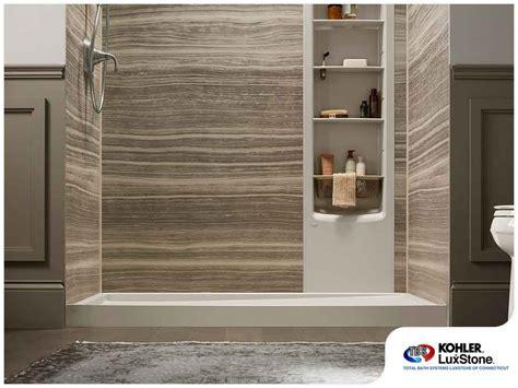 acrylic shower enclosures pros  cons total bath