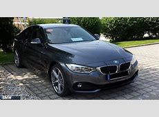 BMW 428i Coupe Sport Line spotted in Germany