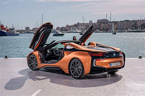 Review Bmw I8 Roadster by Bmw I8 Roadster Review 2019 Autocar