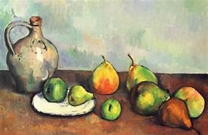 Still life, peppermint bottle Paul Cezanne #cezanne #paintings #art Cezanne Pinterest