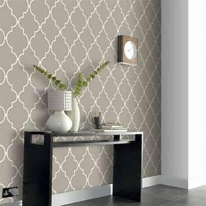 Papier Peint Pour Couloir : les papiers peints design en 80 photos magnifiques ~ Melissatoandfro.com Idées de Décoration