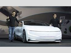 Chinese Electric Car Firm LeEco Has Raised $1 Billion In