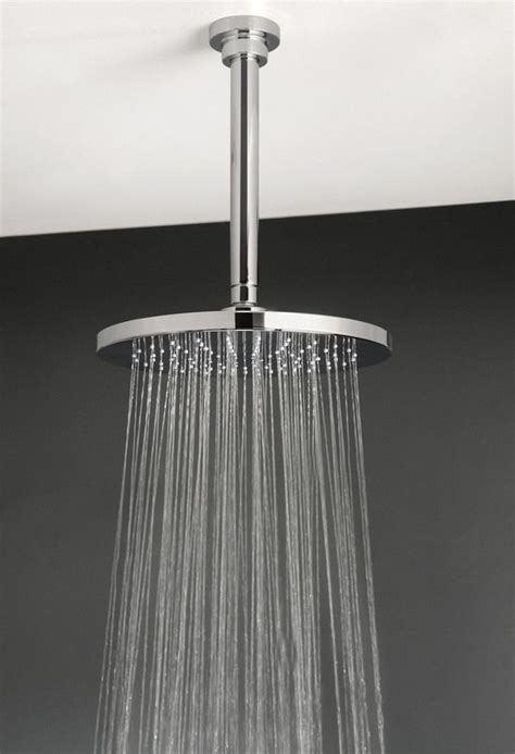 ceiling mount rainfall shower wall mount shower xera wall and ceiling