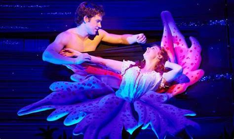 the light princess the light princess at the lyttelton theatre review