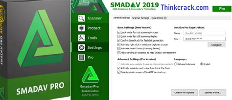 Main functions of smadav 2020 additional protection for your pc, compatible with other antivirus products! Smadav 2020 Rev 13.7 Crack Pro License Key Full