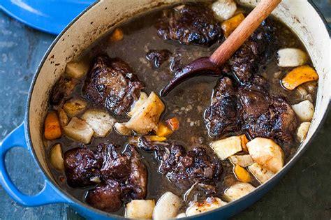 cuisine cajun oxtail stew recipe simplyrecipes com