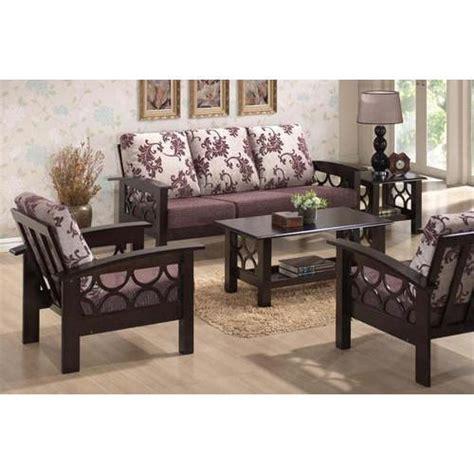 designer wooden sofa set  rs  set asaf village