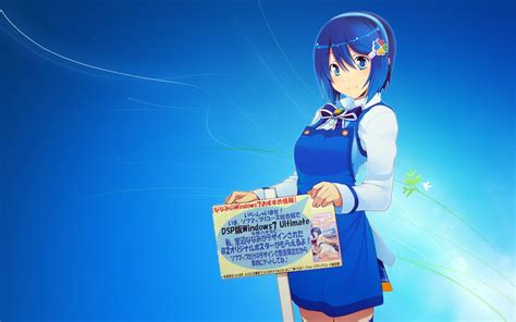 Anime Wallpaper Windows 7 - windows 7 anime wallpapers da galeria 39 mais pic