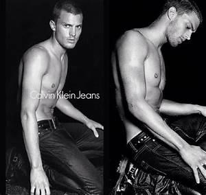 Jamie Dornan Calvin Klein Pictures to Pin on Pinterest ...