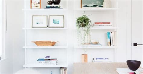 Small Bookcases For Small Spaces by 14 Narrow Bookcases For Small Spaces Mydomaine