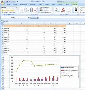 Format A Chart Object   Chart Format Style  U00ab Chart